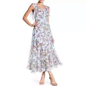 💫Nanette Lepore | Floral Print Maxi Dress
